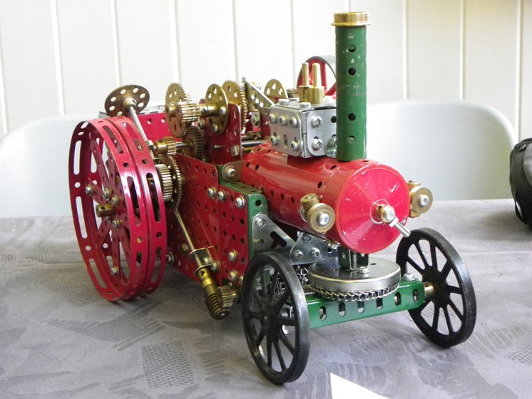 Adrian Meadley - Traction Engine