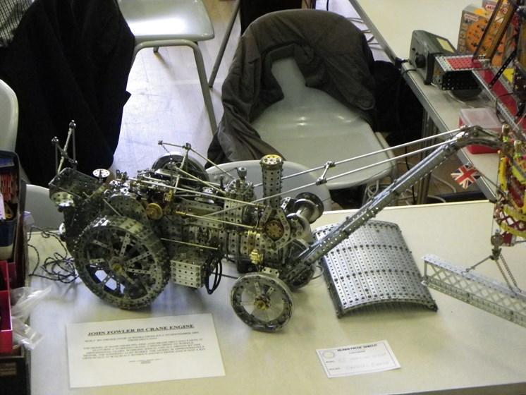 Darren Bonner - Fowler Crane Engine