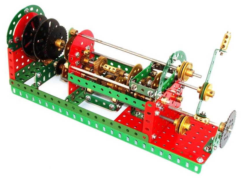 lego pendulum clock instructions